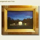 Bild nach Foto - Orangerie