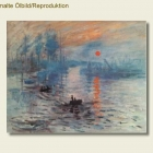 Repro - Claude Monet -Impression