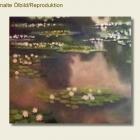 Repro - Claude Monet - Seerosen