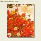 Repro - Egon Schiele - Blumen